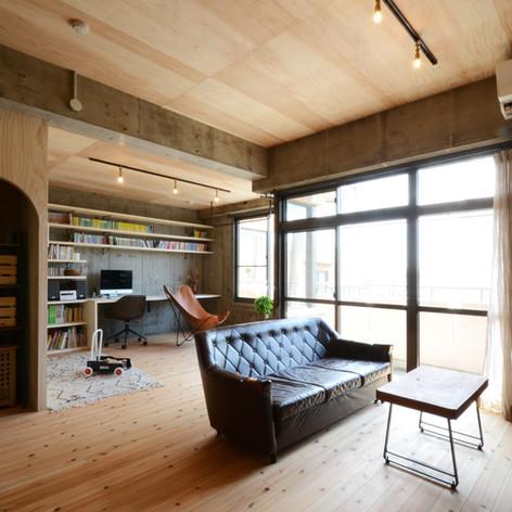 茨木町の家