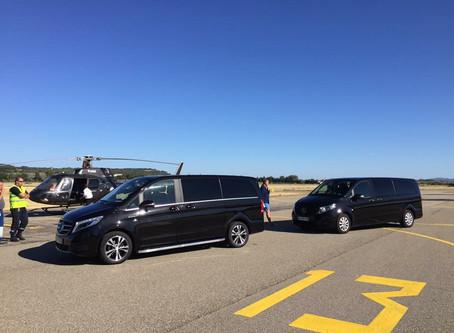 Voiture avec chauffeur à Avignon, Marseille, Cannes, Nîmes, Montpellier ou Paris