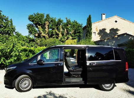 Reprise de votre service de location de Voiture avec Chauffeur à Marseille