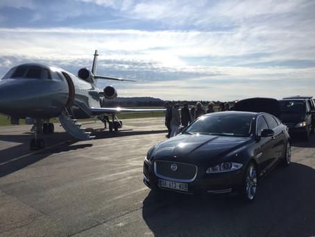 Transfert Vip Service chauffeur Marseille aéroport