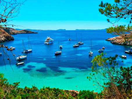 Road Trip France / Ibiza 2020