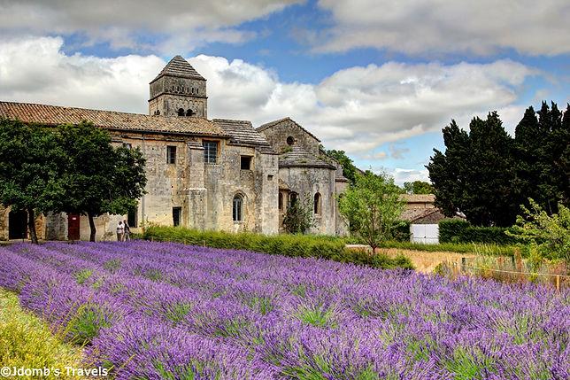 sightseeing tours visite Monastère Cloître Saint Paul de Mausole Saint Rémy de Provence