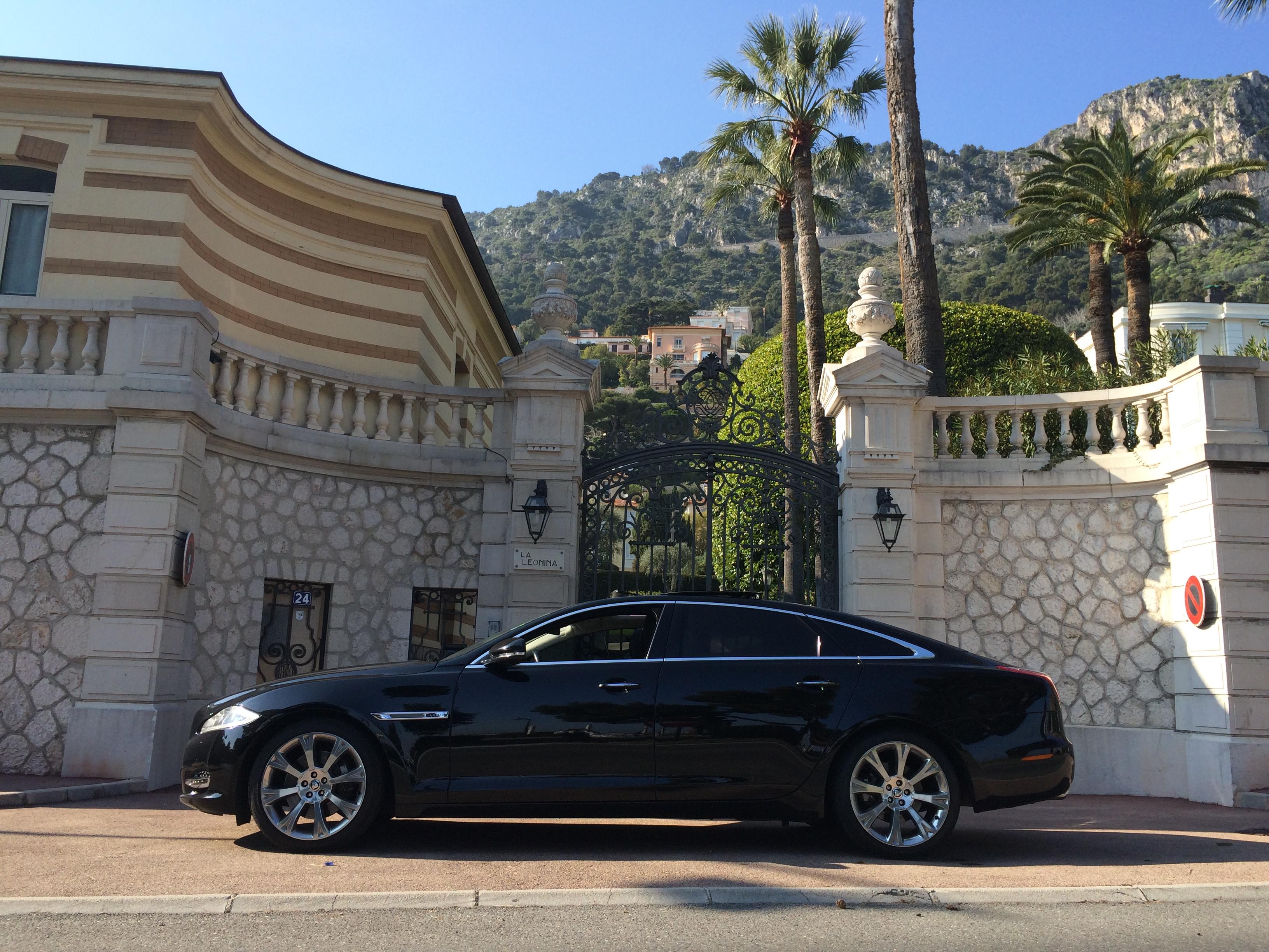 voiture avec chauffeur Saint Tropez