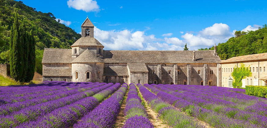 sightseeing tours Abbaye de Sénanque Gordes Luberon