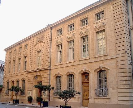 Hotel la Mirande Avignon