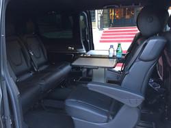 Transfert VIP Mercedes Classe V