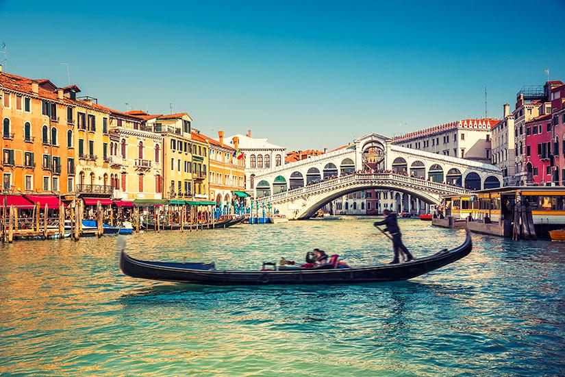 Votre Service de Location de voiture avec chauffeur fera un arrêt de 2 jours pour vous faire visiter Venise