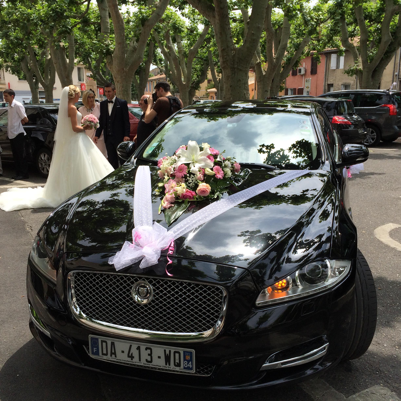 Voiture de Mariage à Montpellier