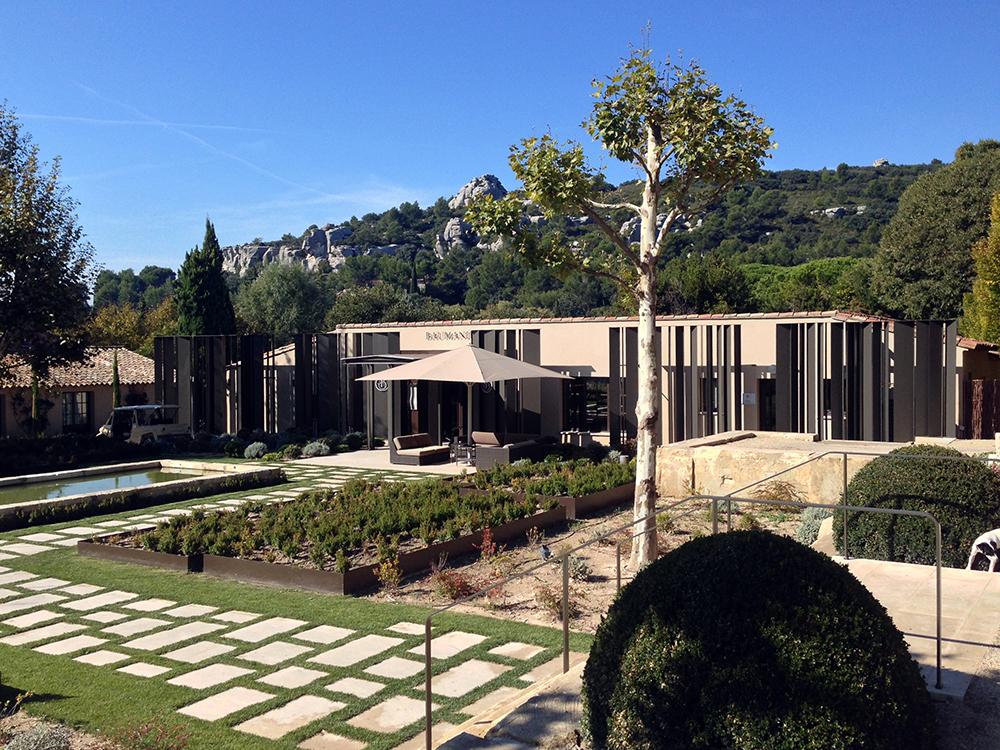 Hôtel Baumanière les Baux de Provence