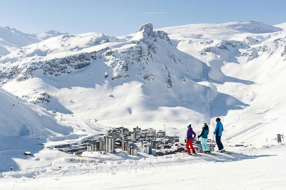 Car hire with driver Tignes