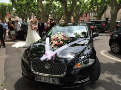 Voiture de Mariage Saint Tropez