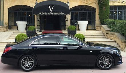 Cannes voiture avec chauffeur, Cannes Location limousine