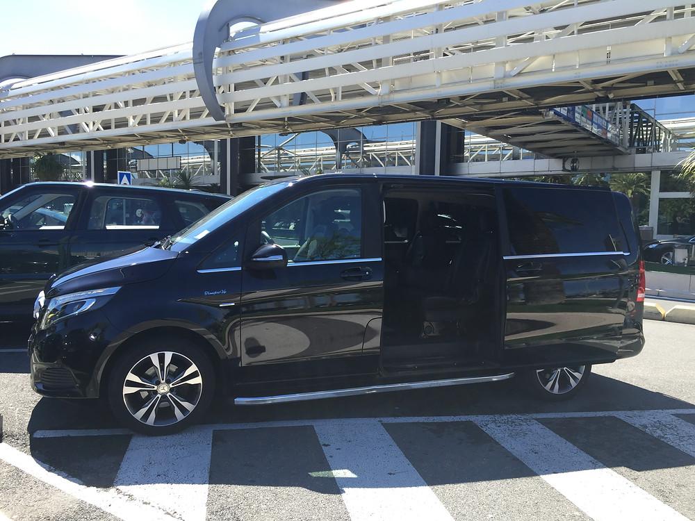 Votre voiture avec chauffeur à Nice Aéroport pour tous les Matchs de l'Euro 2016