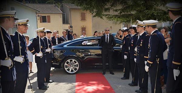 Voiture avec chauffeur à Grenoble