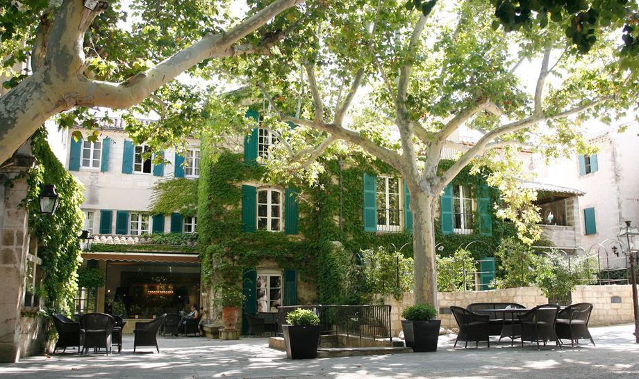 Hôtel le Prieuré Baumanière Villeneuve les Avignon