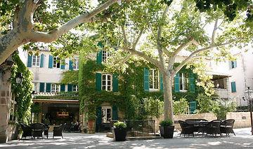 Voiture avec chauffeur Hotel Le Prieuré Avignon Aéroport Gare TGV