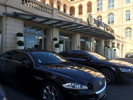 Service de Location de Voiture avec chauffeur à Marseille réservé à une Clientèle Vip