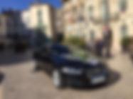 Transfer airport hotel Avignon TGV, car hire with chauffeur Avignon