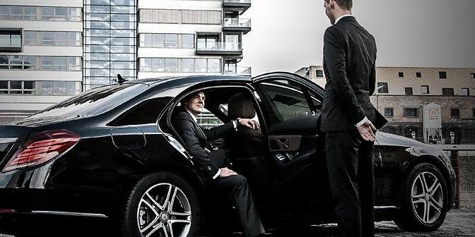Voiture avec chauffeur Crillon le Brave