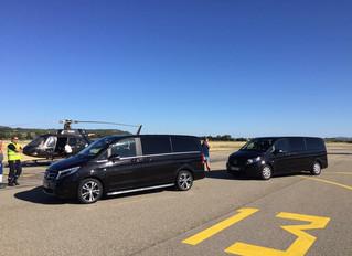 Notre service location de voiture avec chauffeur à Paris aéroport du Bourget est à votre disposition