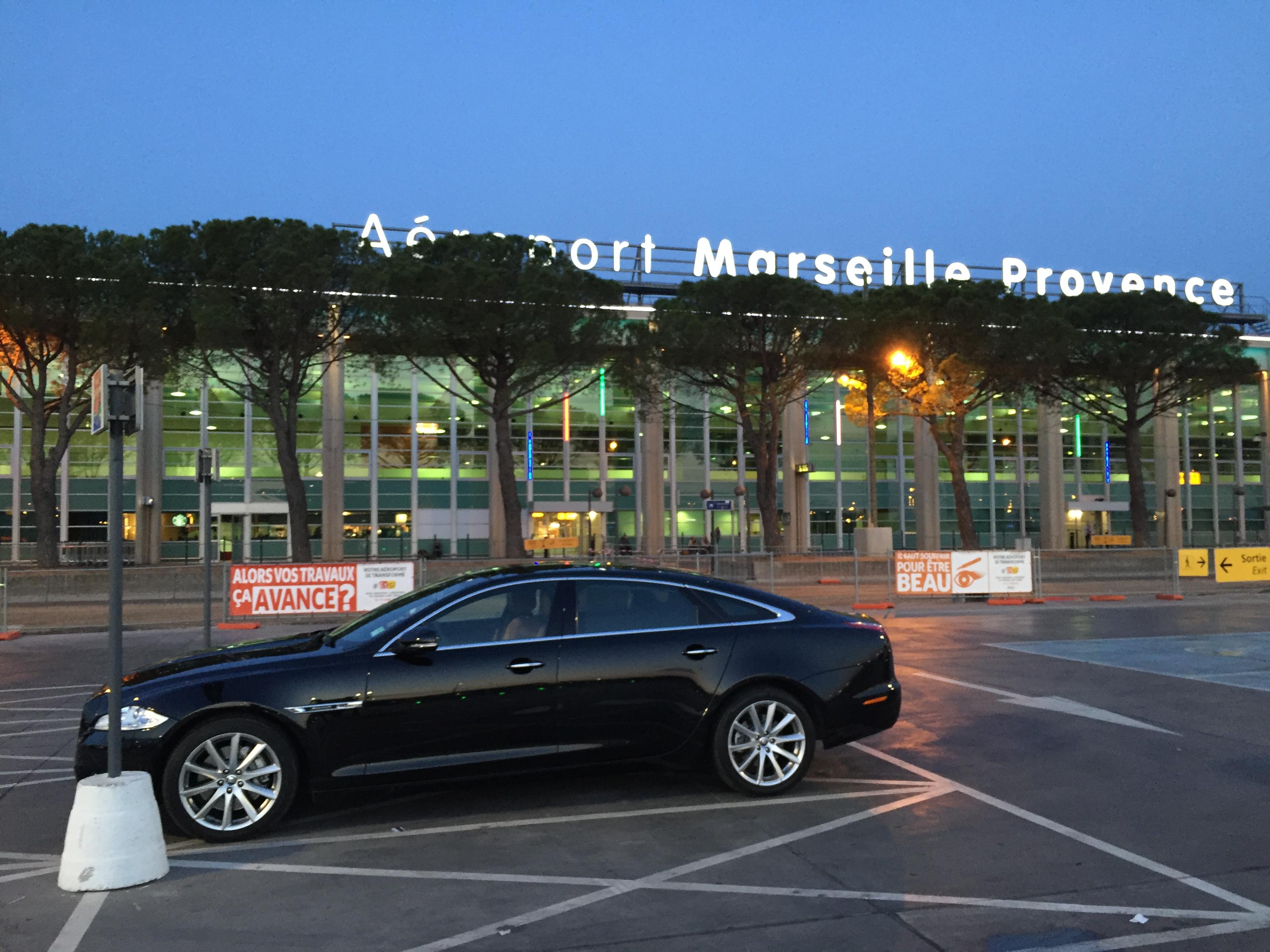 Chauffeur VTC Marseille aéroport