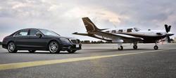 Location Mercedes Clase S avec chauffeur à Marseille