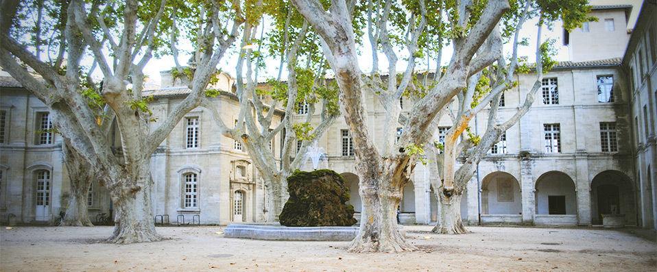 Hôtel le Cloître Saint Louis Avignon