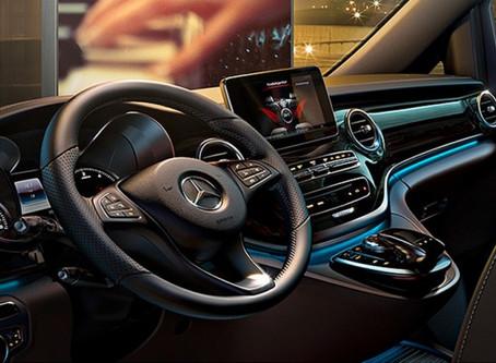 Le Nouveau Mercedes Classe V est arrivé!