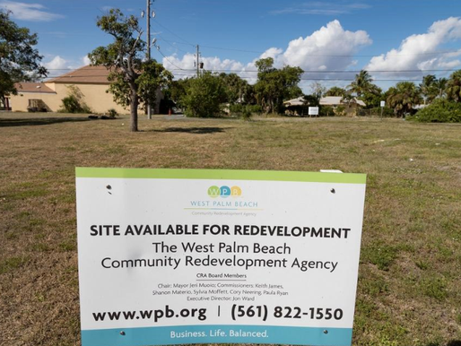 Troubled West Palm neighborhood getting massive makeover from national program