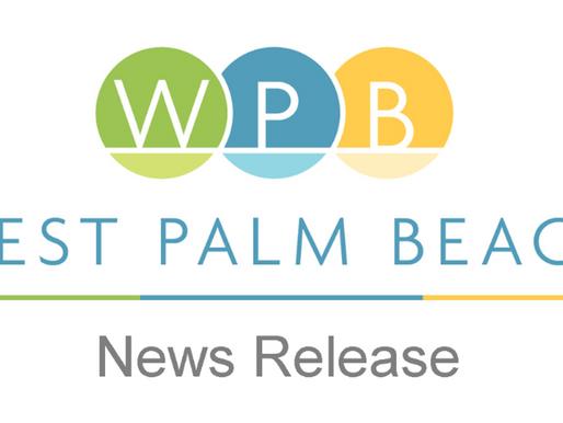 "City of West Palm Beach Chosen as Recipient of ""Closing the Gap"" Grant"