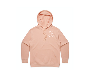 Adults Hoodie Pink Front.png