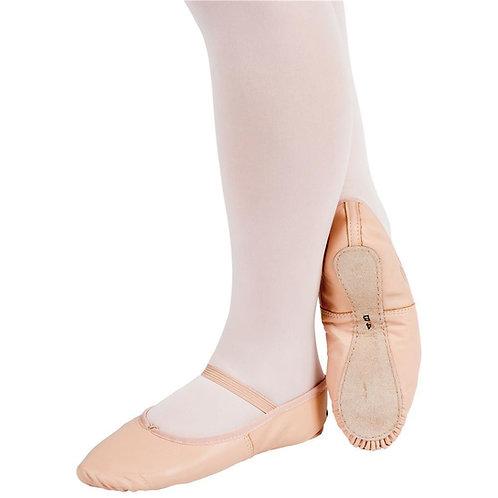 Leather Ballet Shoe - Child