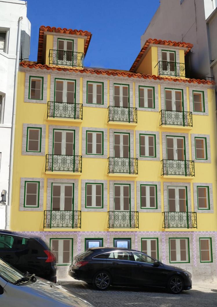 Av. da Liberdade, Lisbon