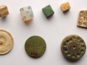 Ελληνικά παιχνίδια στο Βρετανικό Μουσείο στο Λονδίνο