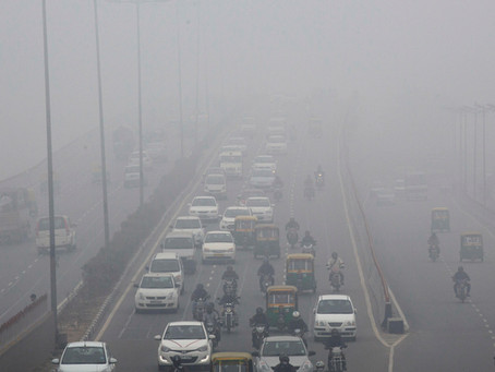 Air Pollution Representing the 'New Tobacco' - a Homeopathic Perspective