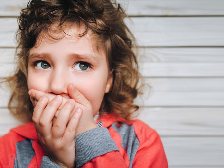 Keeping it Under Wraps - Selective Mutism in the Time of Covid-19