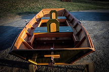 Wooden Drift Boat