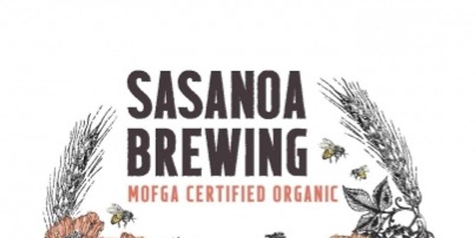 Free Friday Tasting - Sasanoa Brewing