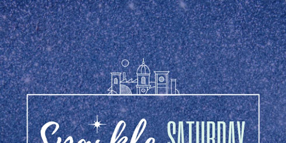 Sparkle Saturday Pop-Up Retail Event & Free Tasting