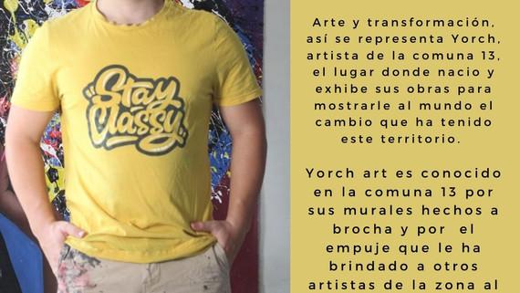 Yorch Art