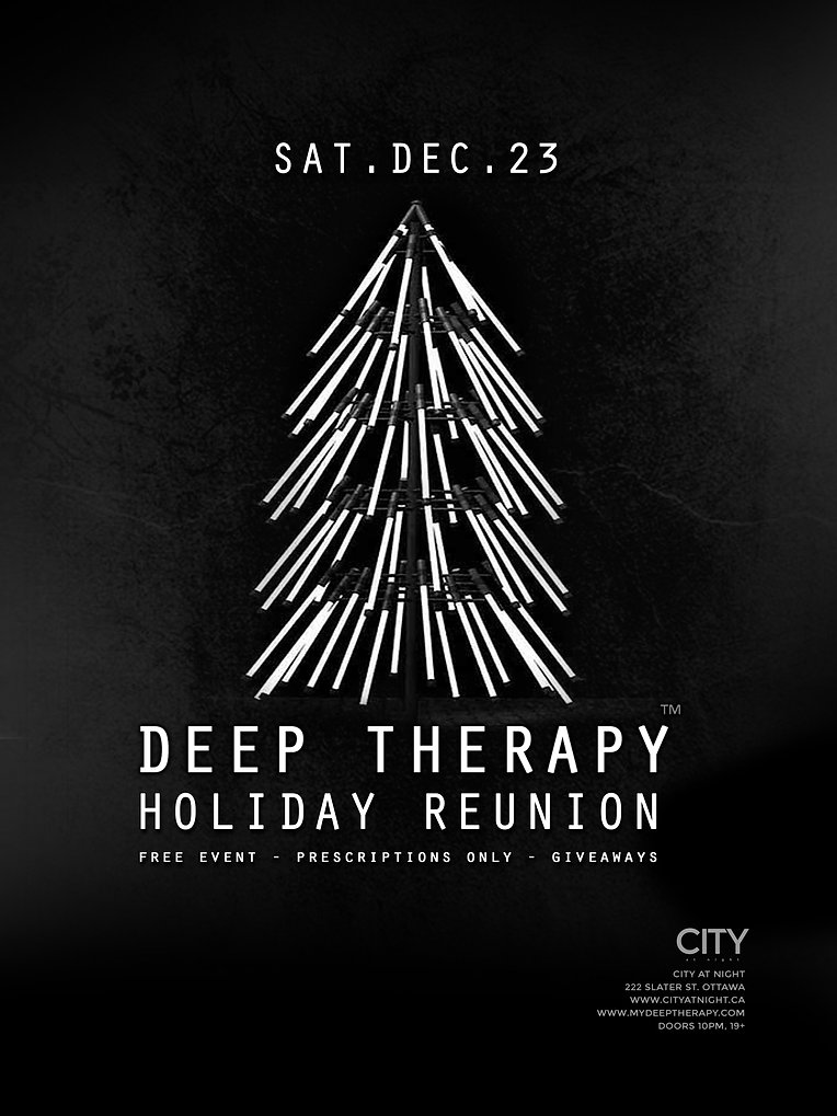 Deep Therapy Sat. July 29