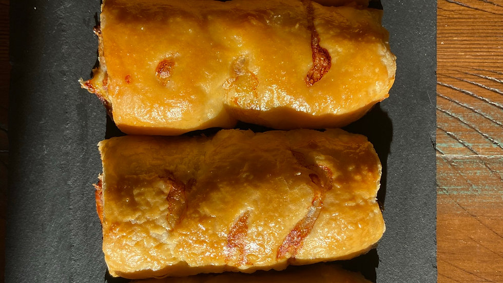(4) Pack of Individual Sausage Rolls