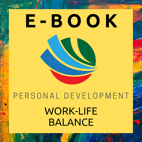 Work-Life Balance E-Book