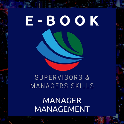 Manager Management E-Book