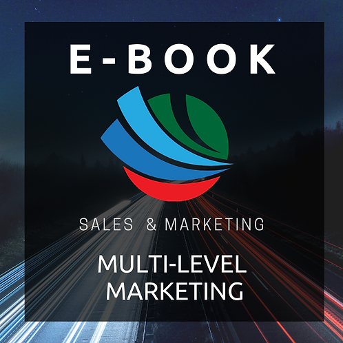 Multi-Level Marketing E-Book