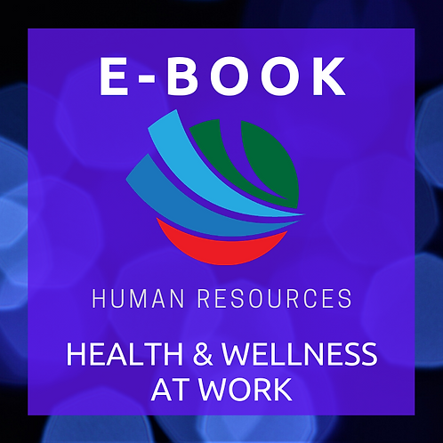 Health and Wellness at Work E-Book