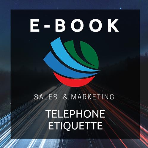 Telephone Etiquette E-Book