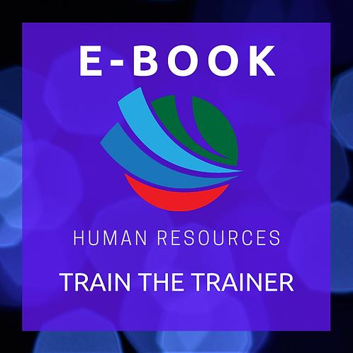 Train the Trainer E-Book
