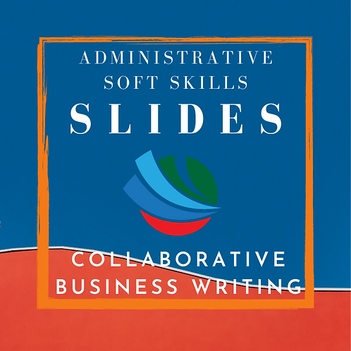 Collaborative Business Writing Training Slides