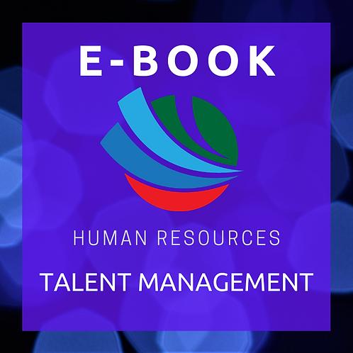 Talent Management E-Book